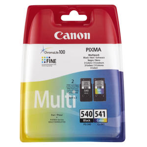 CANON MULTIPACK PG-540/CL-541 - MediaWorld.it