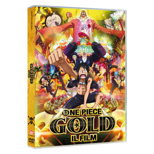 One Piece Gold - Il Film - DVD - MediaWorld.it