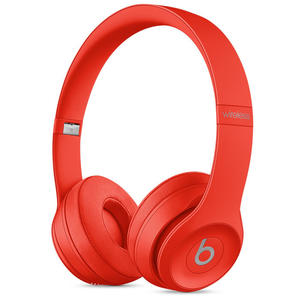 BEATS SOLO 3 WIRELESS (PRODUCT) RED - MediaWorld.it