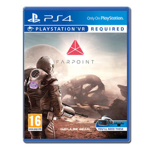 Farpoint VR - PS4 - PRMG GRADING ONBN - SCONTO 15,00% - MediaWorld.it