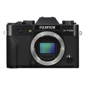 FUJIFILM X-T20 BODY BLACK - MediaWorld.it