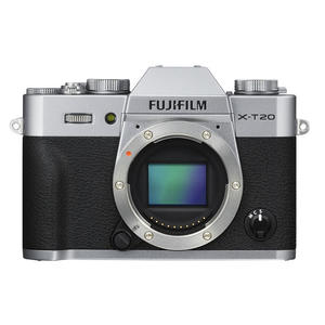 FUJIFILM X-T20 BODY SILVER - MediaWorld.it