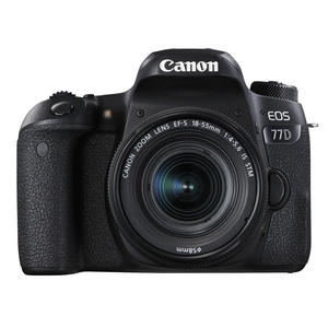 CANON EOS 77D+EFS18-55/4-5.6 IS