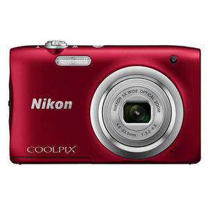 NIKON COOLPIX A100 RED - MediaWorld.it
