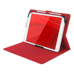"TUCANO Custodia Universale per Tablet da 10"" Rosso - MediaWorld.it"