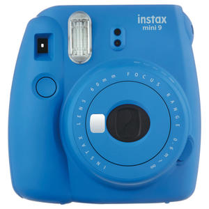 FUJIFILM INSTAX MINI 9 COBALT BLUE - MediaWorld.it