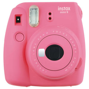 FUJIFILM INSTAX MINI 9 FLAMINGO PINK - MediaWorld.it