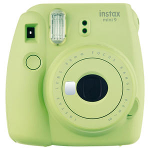 FUJIFILM INSTAX MINI 9 LIME GREEN - MediaWorld.it