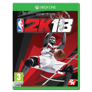 NBA 2K18 Legend Edition - XBOX ONE - MediaWorld.it