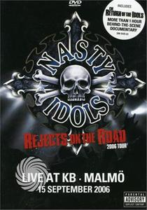 NASTY IDOLS - REJECTS ON THE ROAD - DVD - DVD - MediaWorld.it