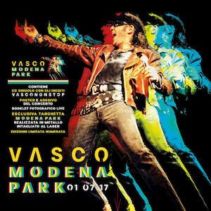 Vasco Rossi - Modena Park (Digipack Sleeve Limited Edition) - CD - MediaWorld.it