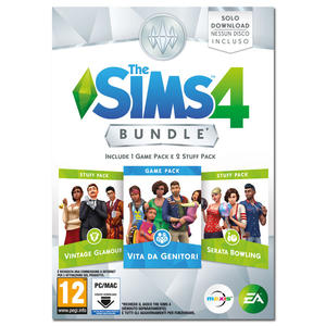 The Sims 4 Bundle - Game & Stuff Pack 9 - PC - MediaWorld.it