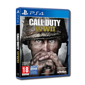 Call of Duty: WWII - PS4 - MediaWorld.it