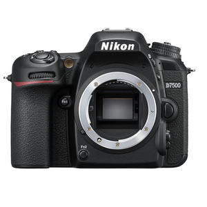 NIKON D7500 BODY BLACK - MediaWorld.it