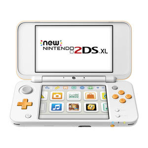 NINTENDO 2DS New XL Bianco + Arancione - MediaWorld.it