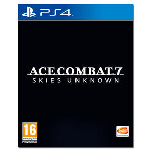 PREVENDITA ACE COMBAT 7: Skies Unknown - PS4 - MediaWorld.it