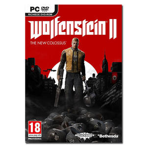 Wolfenstein 2 - The New Colossus - PC - MediaWorld.it