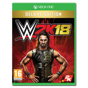 WWE 2K18 (Deluxe Edition) - XBOX ONE - MediaWorld.it