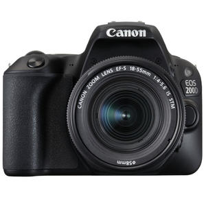 CANON EOS 200D 18-55 IS STM - MediaWorld.it