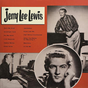 Jerry Lee Lewis - Jerry Lee Lewis - Vinile - MediaWorld.it