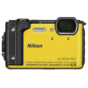 NIKON COOLPIX W300 YELLOW - MediaWorld.it