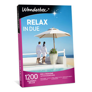 WONDERBOX Relax in due - MediaWorld.it