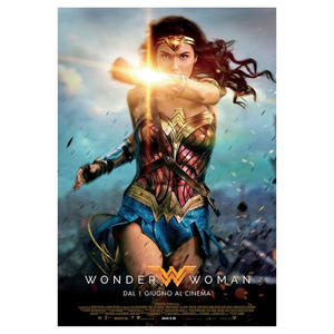 Poster Wonder Woman - MediaWorld.it