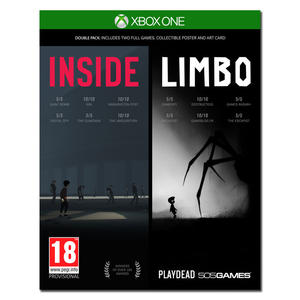 Inside/Limbo (Double Pack) - XBOX ONE