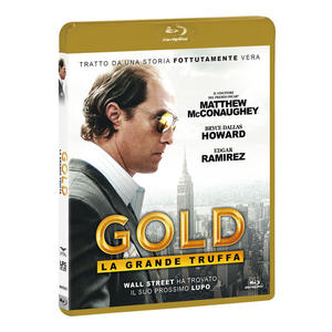 Gold - La grande truffa - Blu - Ray - MediaWorld.it