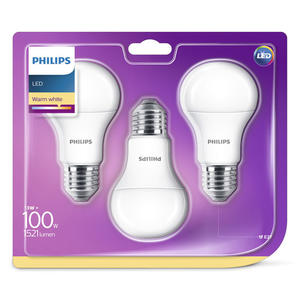 PHILIPS LED TRIPACCO 100W GOCCIA - MediaWorld.it