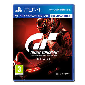 Gran Turismo Sport Standard Edition - PS4 - MediaWorld.it
