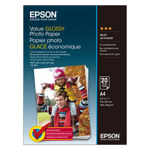 EPSON Carta Fotografica Glossy - MediaWorld.it