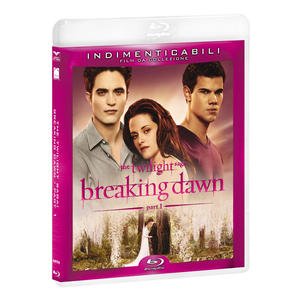 The Twilight Saga - Breaking Dawn - Parte 1 (Indimenticabili) - Blu-Ray - MediaWorld.it