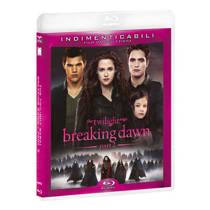 Breaking Dawn - Parte 2 - The Twilight Saga - Blu-Ray - MediaWorld.it