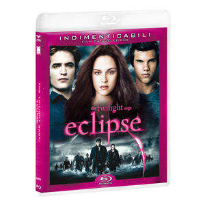 The Twilight Saga - Eclipse - Blu-Ray - MediaWorld.it