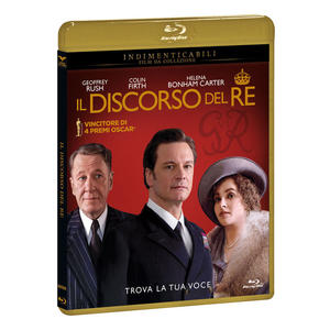 Il discorso del re - Blu-Ray - MediaWorld.it