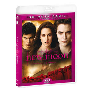 The Twilight Saga - New Moon - Blu-Ray - MediaWorld.it