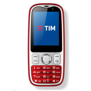 TIM Easy 4G Rosso - MediaWorld.it