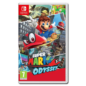 Super Mario Odyssey - NSW - MediaWorld.it
