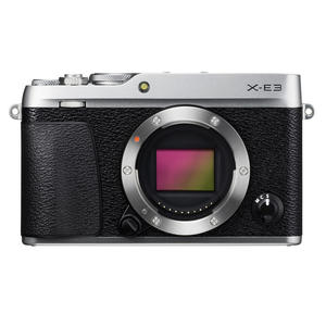 FUJIFILM X-E3 BODY SILVER - MediaWorld.it
