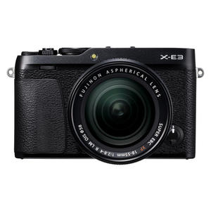 FUJIFILM X-E3 +XF18-55MM BLACK - MediaWorld.it