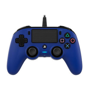 Nacon Controller per PS4 con cavo Blue - MediaWorld.it