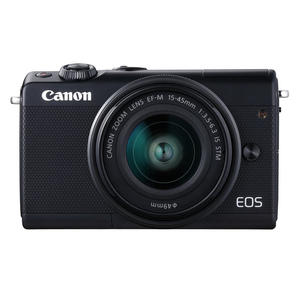 CANON EOS M100 + 15-45 IS STM BLACK - MediaWorld.it