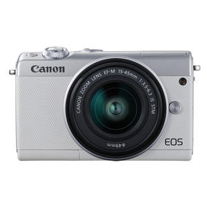 CANON EOS M100 + 15-45 IS STM WHITE - MediaWorld.it