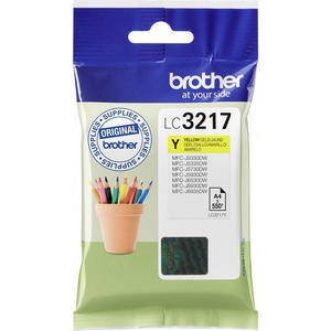 BROTHER LC3217Y Giallo - MediaWorld.it