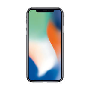 APPLE IPhone X 256 GB Argento - PRMG GRADING OOBN - SCONTO 15,00% - MediaWorld.it