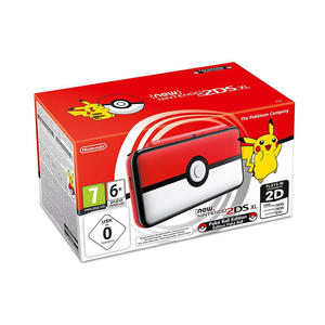NINTENDO 2DS New XL Pokeball Edition - MediaWorld.it