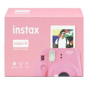 FUJIFILM INSTAX MINI 9 FLAMIGO PINK - MediaWorld.it