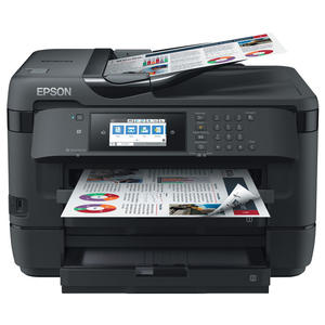 EPSON Workforce WF-7720DTWF - MediaWorld.it