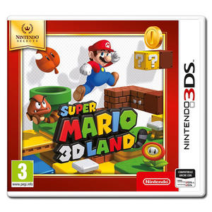 Super Mario 3D Land (Nintendo Selects) - 3DS - MediaWorld.it